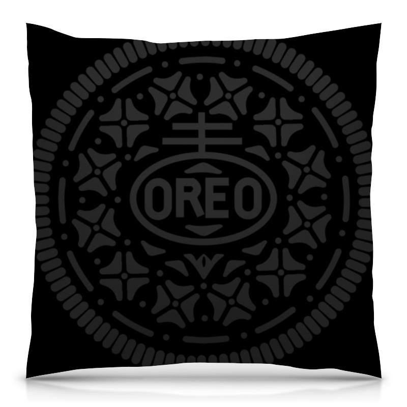 Подушка 40х40 с полной запечаткой Printio Печенье орео / oreo cookies подушка 40х40 с полной запечаткой printio zdermm431