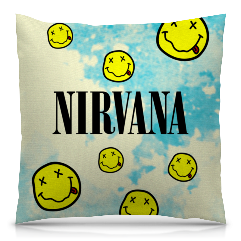лучшая цена Printio Nirvana