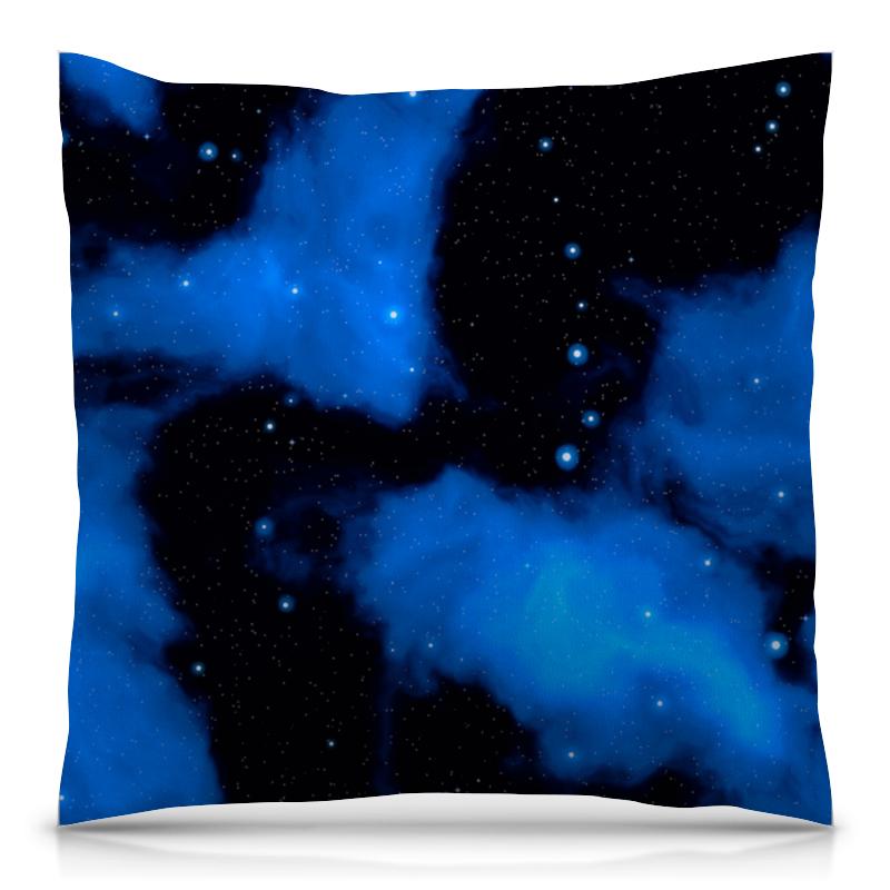 Подушка 40х40 с полной запечаткой Printio Звездное небо платье летнее printio звездное небо