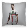 "Подушка 40х40 с полной запечаткой ""Cristiano Ronaldo"" - футбол, игры, знаменитости, cristiano ronaldo, криштиану роналду"