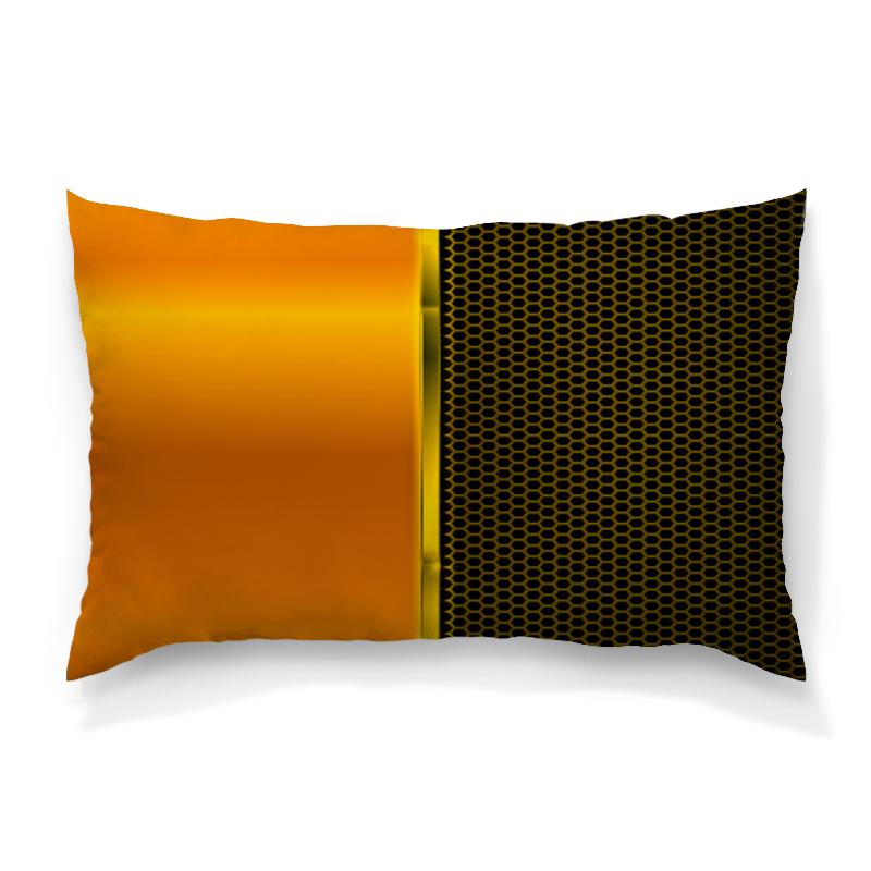 Подушка 60х40 с полной запечаткой Printio Сетка
