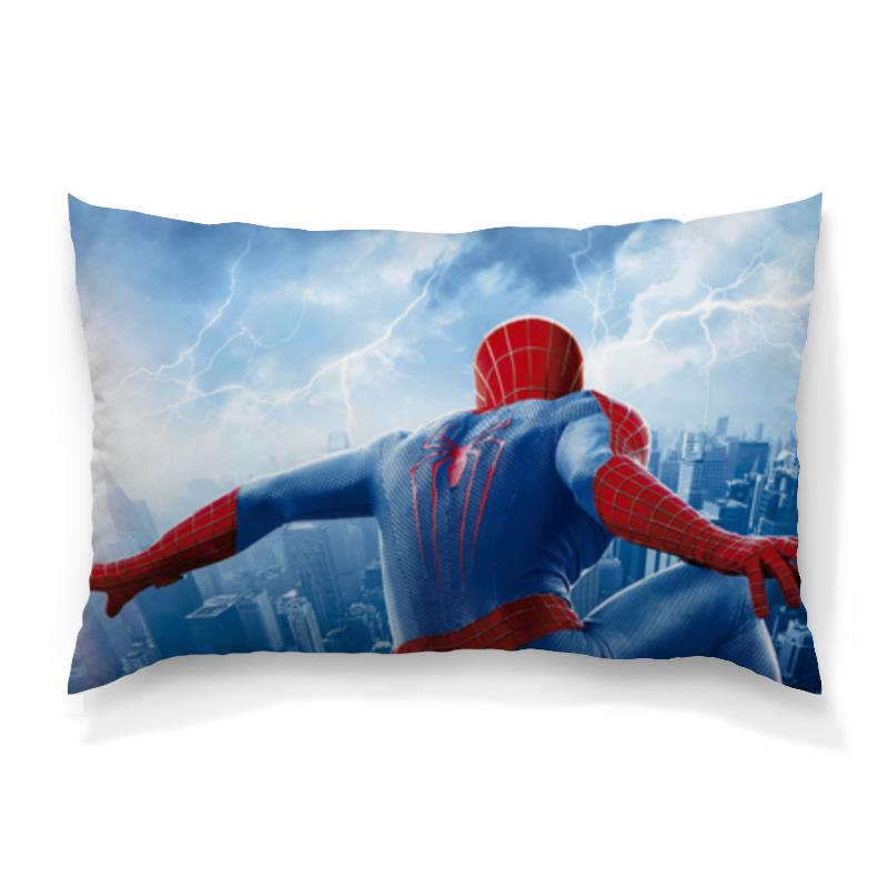 Подушка 60х40 с полной запечаткой Printio Spider-man