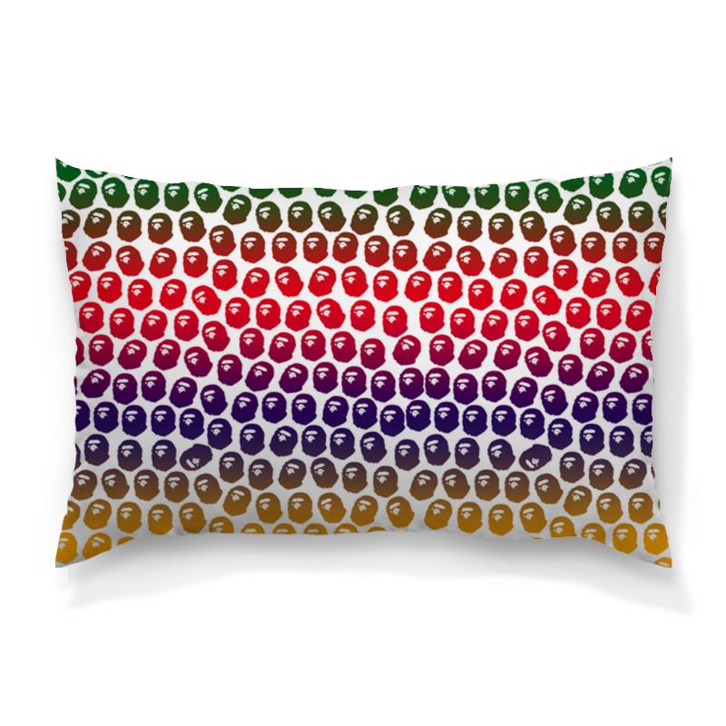 Printio Bape pattern color цена в Москве и Питере