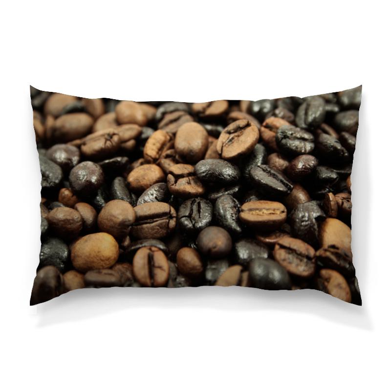 Фото - Подушка 60х40 с полной запечаткой Printio Кофейные зерна кофейные зерна