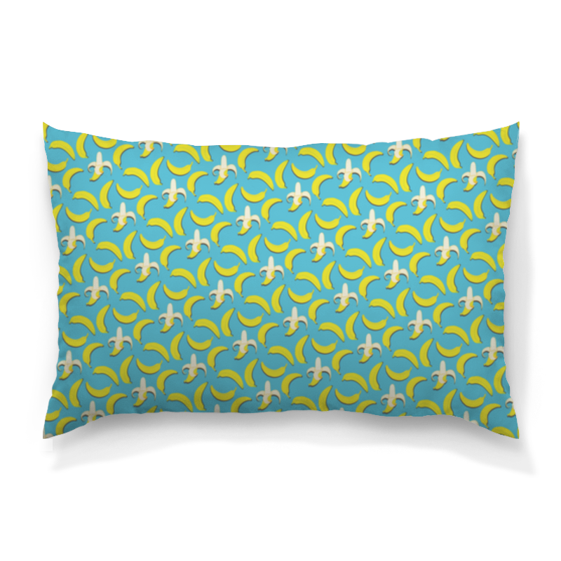 Подушка 60х40 с полной запечаткой Printio Банана! подушка для беременных lejoy relax рыбки на голубом фоне rl 1010