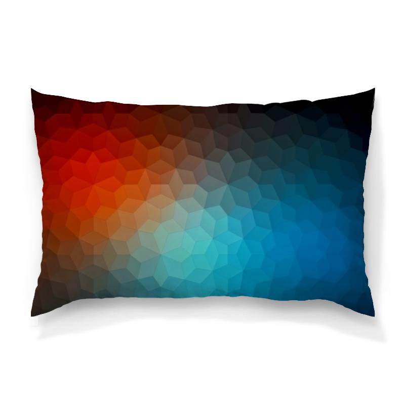 Printio Polygon color цена в Москве и Питере