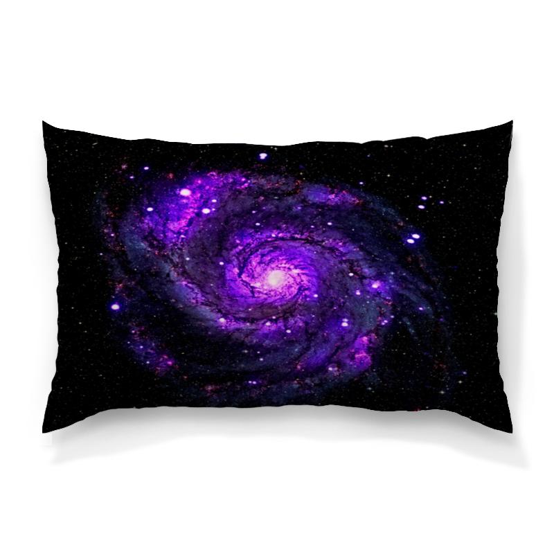Подушка 60х40 с полной запечаткой Printio Галактика