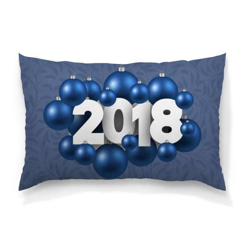 Фото - Подушка 60х40 с полной запечаткой Printio Новый год худи print bar новый год 2017