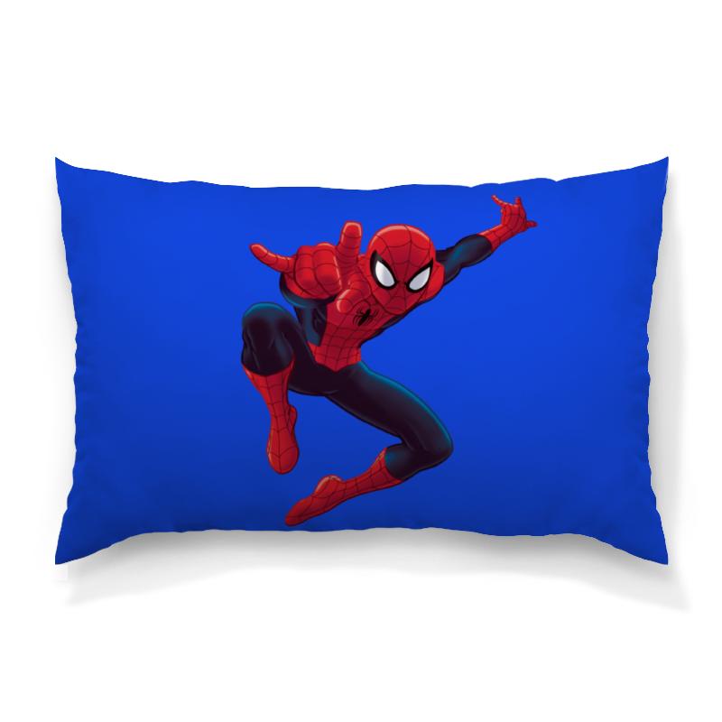 Подушка 60х40 с полной запечаткой Printio Человек-паук академия групп пенал человек паук