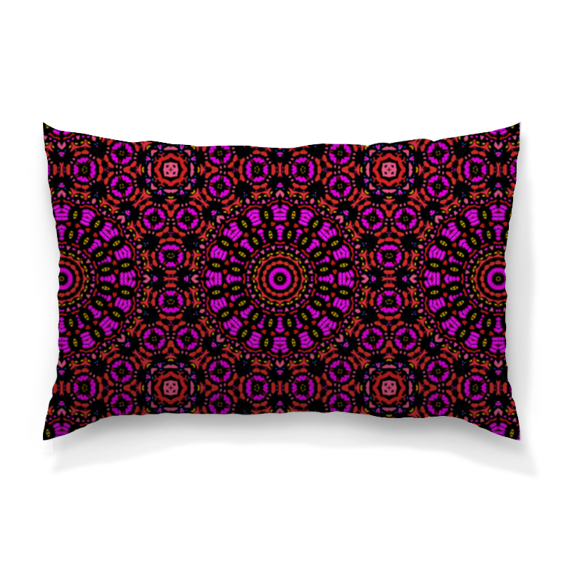 Подушка 60х40 с полной запечаткой Printio Purple