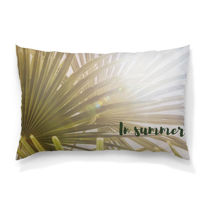 Фото - Printio Лист пальмы свитшот унисекс с полной запечаткой printio лист конопли