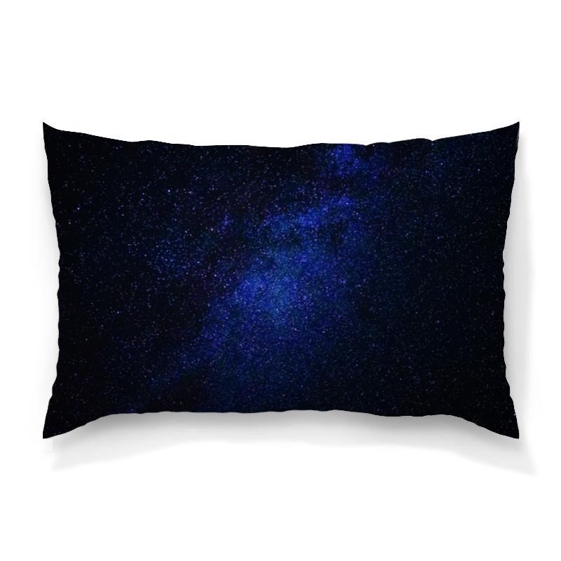Printio Небо космоса подушка 60х40 с полной запечаткой printio звёздное небо