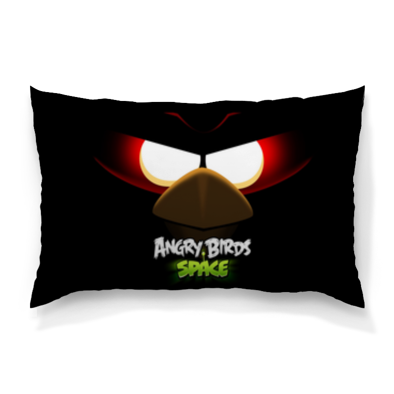 Printio Space (angry birds) подушка игрушка декоративная angry birds red bird