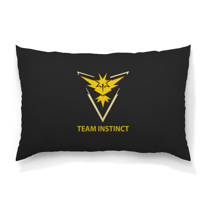 Printio Team instinct сумка с полной запечаткой printio pokemon go valor team