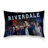 "Подушка 60х40 с полной запечаткой ""Riverdale,ривердейл,Арчи"" - арчи, riverdale, ривердейл"