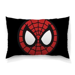 """Подушка 60х40 с полной запечаткой """"Spider-man / Человек-паук"""" - человек-паук, spider-man, мультфильм, комиксы, фильм"""
