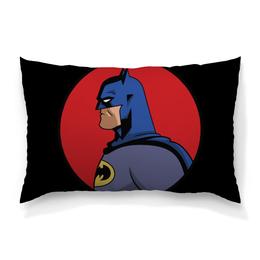 """Подушка 60х40 с полной запечаткой """"Batman / Бэтмен"""" - бэтмен, batman, темный рыцарь, джокер"""