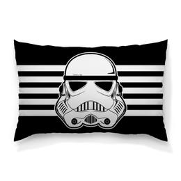 """Подушка 60х40 с полной запечаткой """"Звёздные войны"""" - фантастика, империя, звёздные войны, войска"""