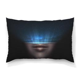 """Подушка 60х40 с полной запечаткой """"Величие Вселенной"""" - space, звезды, космос, наука, thespaceway"""