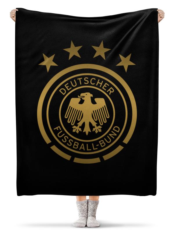 Плед флисовый 130х170 см Printio сборная германии цена 2017