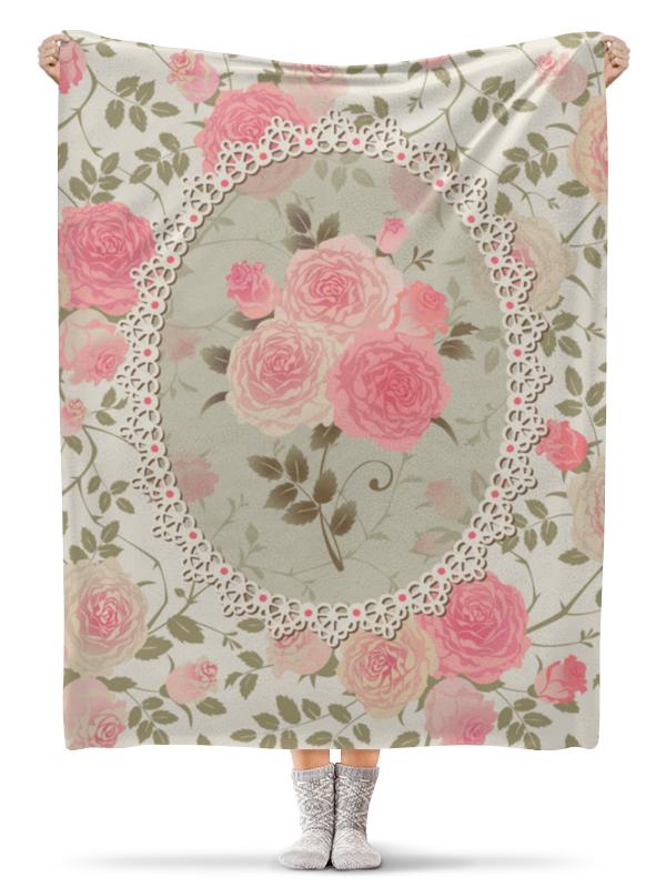 Плед флисовый 130х170 см Printio Моя роза беверли дж патни м харбо к и др чаша роз ворон и роза белая роза шотландии английская роза мисс темплар и святой грааль вечная роза