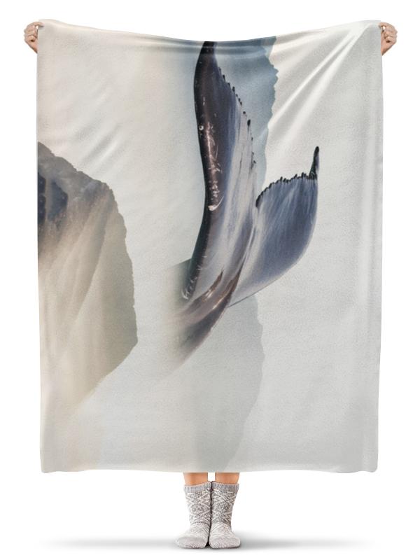 Плед флисовый 130х170 см Printio Кит мастер кит mt1082