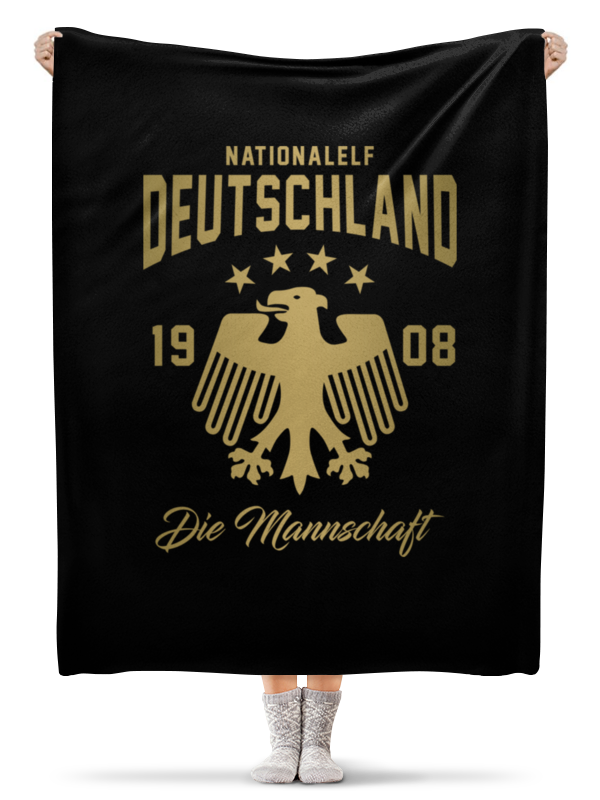 Плед флисовый 130х170 см Printio сборная германии плед флисовый 130х170 см printio на пуговицах