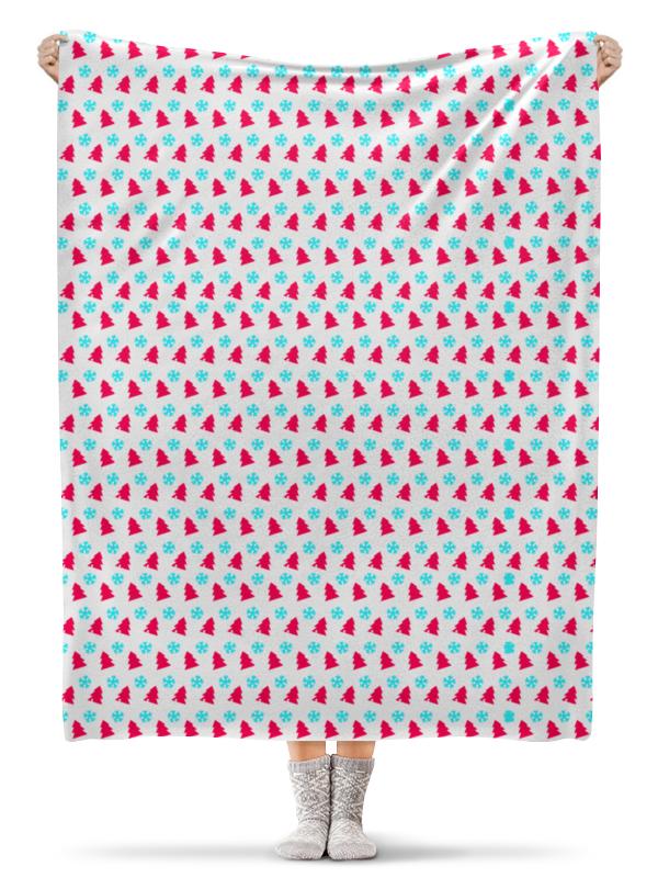 Плед флисовый 130х170 см Printio С новым годом! шоколадка 3 5×3 5 см printio с новым годом
