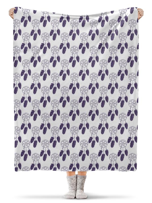 Плед флисовый 130х170 см Printio Ловец снов цена 2017