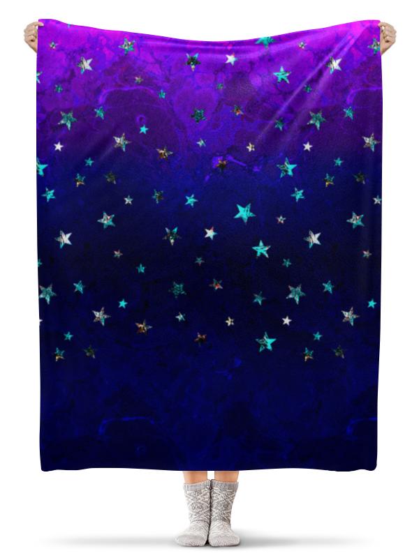 Плед флисовый 130х170 см Printio Яркий красивый модный гелакси дизайн - паттерн плакат a3 29 7x42 printio яркий красивый модный гелакси дизайн паттерн