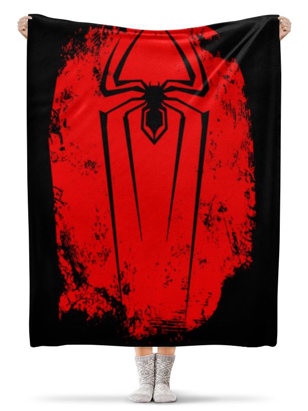 Плед флисовый 130х170 см Printio Человек паук плед флисовый 130х170 см printio грузия регби