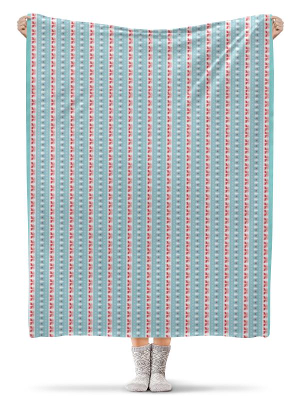 Фото - Плед флисовый 130х170 см Printio Новый год худи print bar новый год 2017