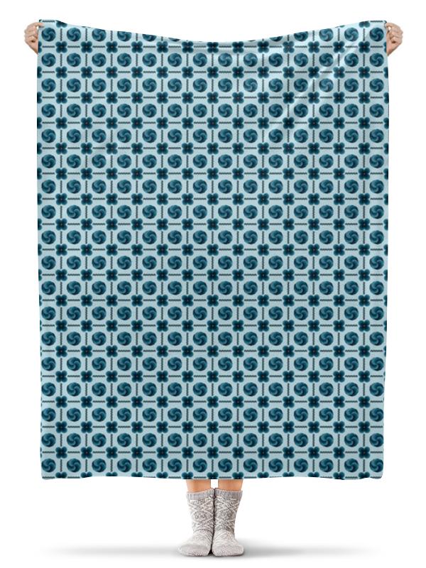 цена Printio Синий абстрактный орнамент онлайн в 2017 году