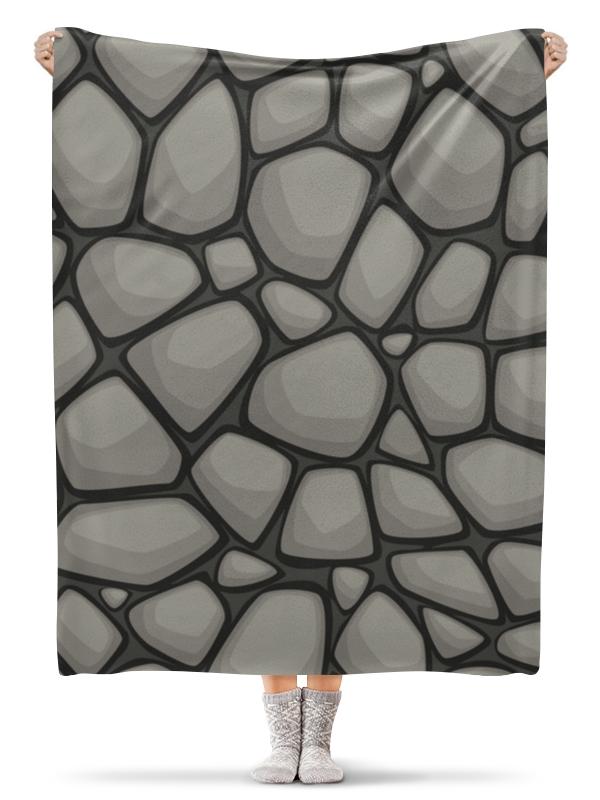 Плед флисовый 130х170 см Printio