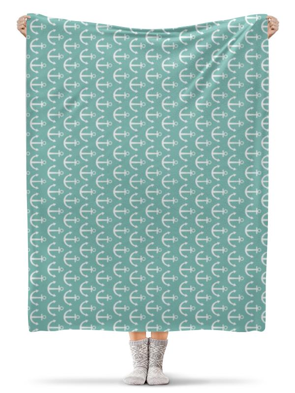 Плед флисовый 130х170 см Printio Морское настроение отсутствует морское наследие 2 2013
