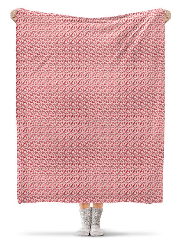 Printio Влюбленным плед флисовый 130х170 см printio joy division