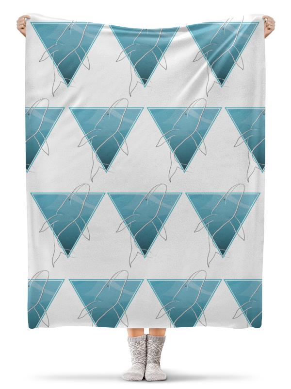 Плед флисовый 130х170 см Printio Китовый орнамент плед флисовый 130х170 см printio звёздное небо