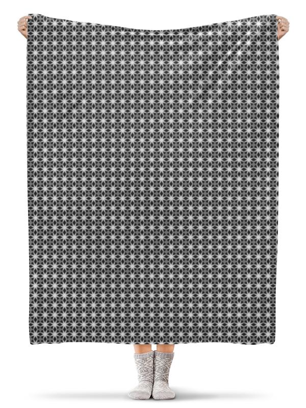 Плед флисовый 130х170 см Printio Valentine