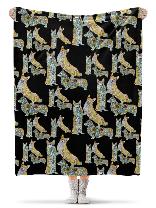 Плед флисовый 130х170 см Printio Фруктовый микс алтайская сказка экстра крупа гречневая ядрица в пакетах для варки 400 г 5х80 г