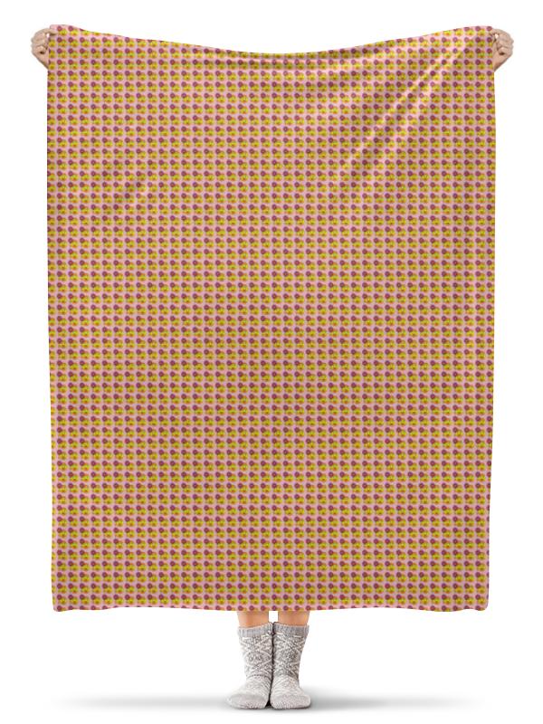 Printio Смайлы плед hamam waterside 130х170 см