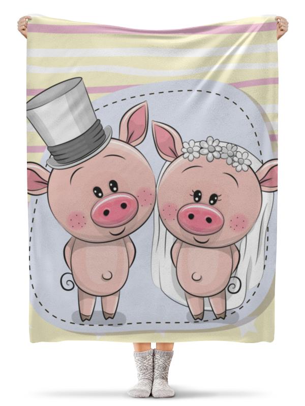 Printio Свин и свинья ( свадьба)