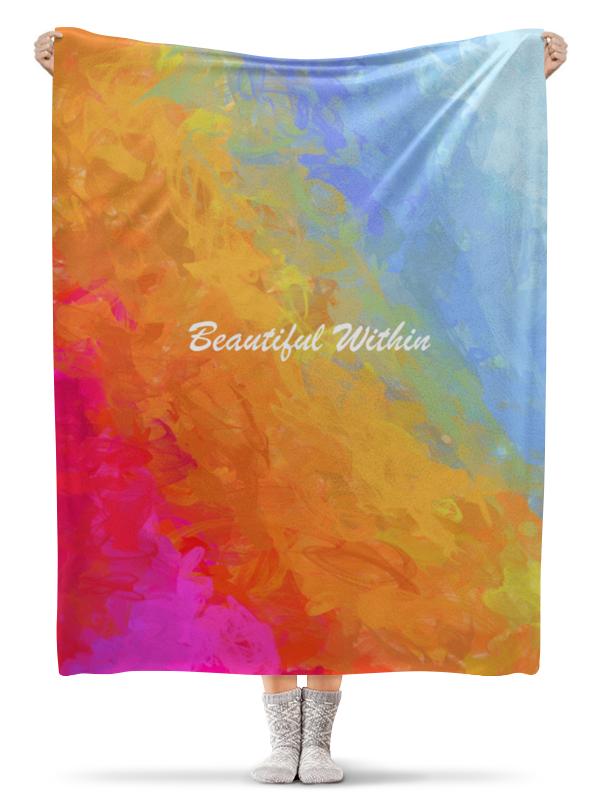 все цены на Printio Яркий радужный дизайн с надписью beautiful онлайн