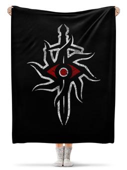 """Плед флисовый 130х170 см """"Dragon Age. Инквизиция"""" - компьютерные игры, инквизиция, dragon age, inquisition, для геймеров"""