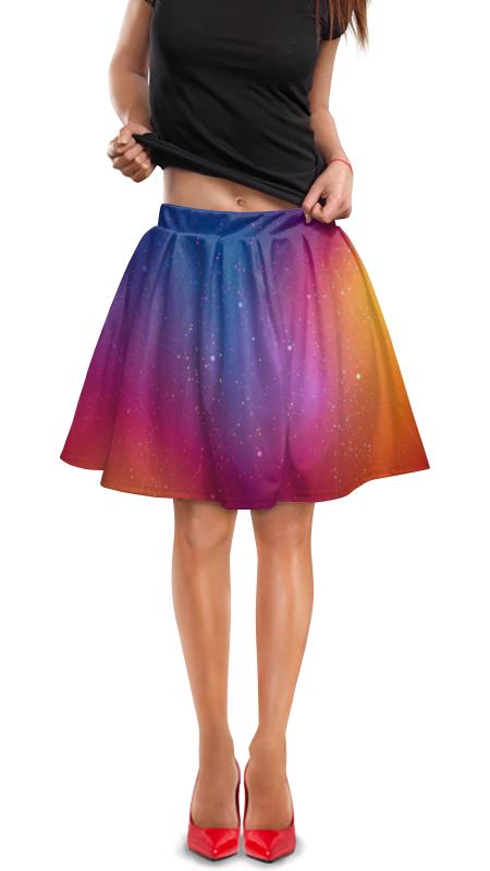 Юбка в складку Printio Созвездия юбка в складку printio созвездия