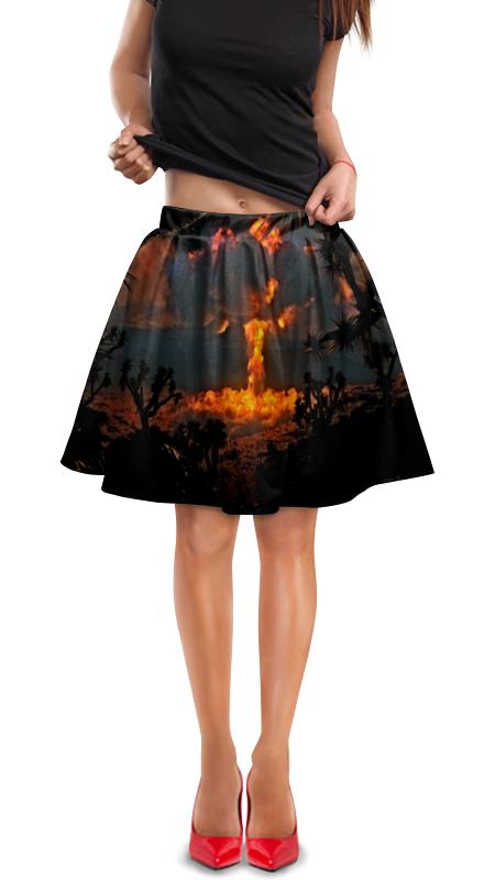 Юбка в складку Printio Взрыв новые горячие мода сексуальные мужские стрейч мягкий бикини стринги нижнее белье трусы