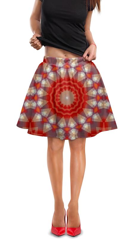 Юбка в складку Printio Sihaya юбка в складку printio химия
