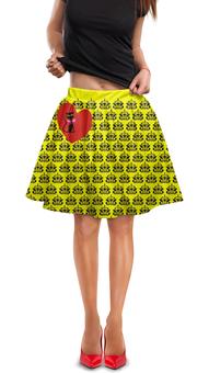 """Юбка в складку """"любимая юбка"""" - узор, купить, с узором, юбку"""