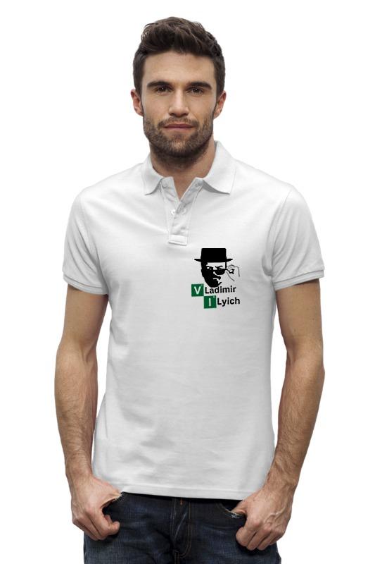 Рубашка Поло Stanley Performs Printio Владимир ильич как продать вещи в ильич вске