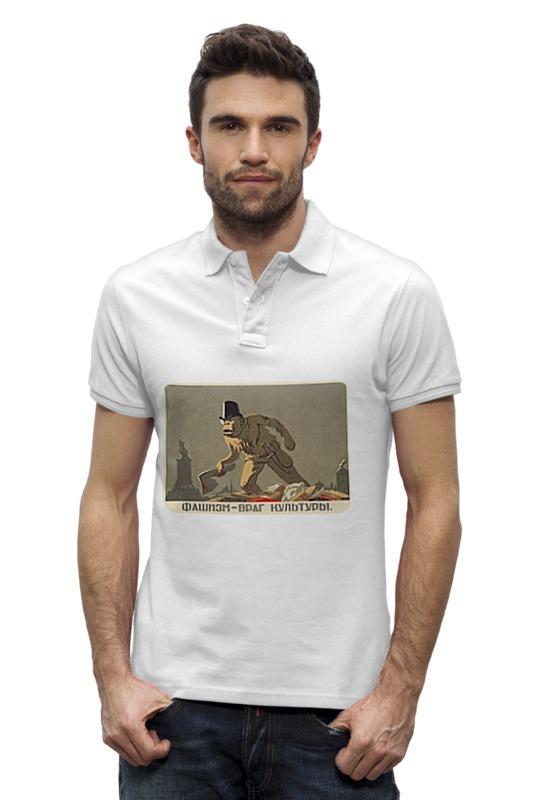 Рубашка Поло Stanley Performs Printio Советский плакат, 1939 г. рубашка поло stanley performs printio слава красной армии