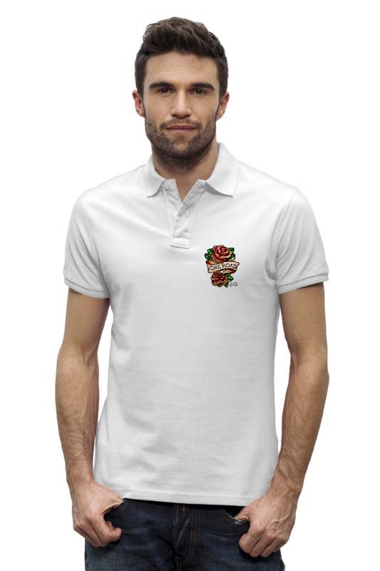 Рубашка Поло Stanley Performs Printio One road поло м рубашка поло printio carstar